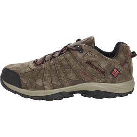 Columbia Canyon Point Leather Omni-Tech - Chaussures Homme - marron